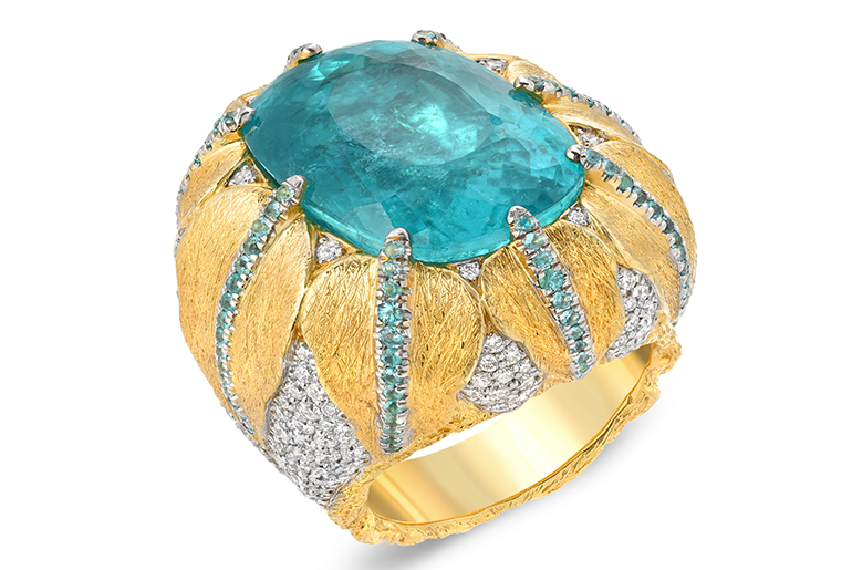 Tourmaline De Force Jewelry Connoisseur