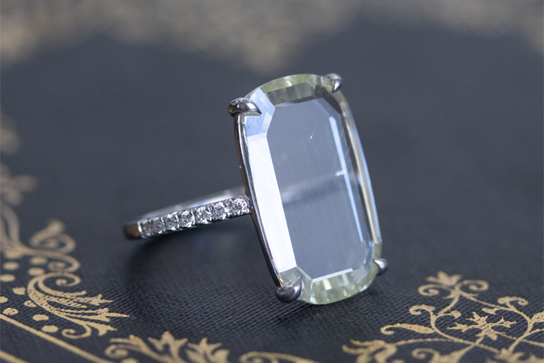 In The Picture Portrait Cut Diamonds Jewelry Connoisseur