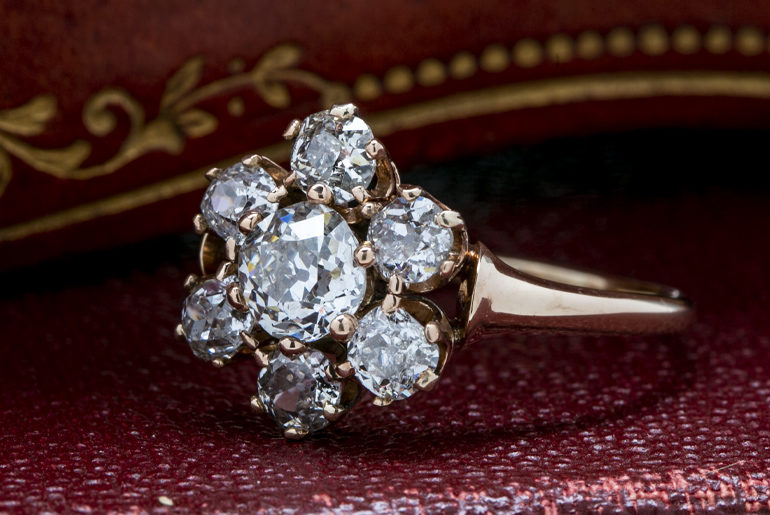 How To Sell Vintage Engagement Rings Jewelry Connoisseur